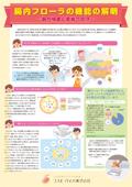 腸内フローラの機能の解明 -腸内細菌と健康の関係-