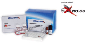 PathHunter(R) eXpress Pathway Assays kit