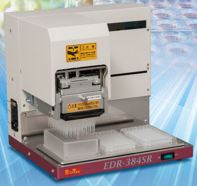 Benchtop Multi-Pipetter EDR-384SR
