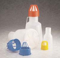 オートクレーブ可能高効率微生物培養フラスコ TUNAIR Shake Flask