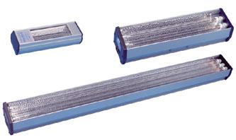 紫外線(UV)ランプ/フィルター無しタイプ