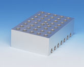 サンプリングチューブ 0.5mL用 40穴(品番:5000-02)