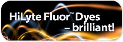 HiLyte Fluor 明るくて安定な蛍光色素
