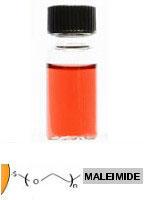 マレイミド活性化金ナノ粒子