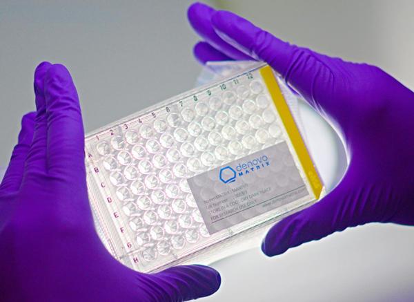 screenMATRIX 細胞培養用コーティングプレート