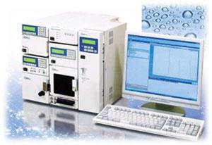 液体クロマトグラフィー(HPLC)