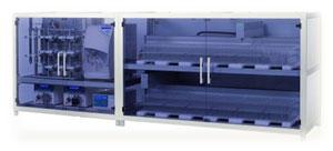 """Sepbox""2D-2000 天然物サンプル抽出用全自動HPLCおよびSPEコンビネーションシステム"