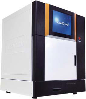 LabTurbo 24 Compact System