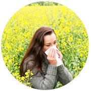 アレルギー有病率の世界的増加